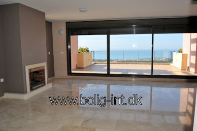 penthouse for sale calahonda